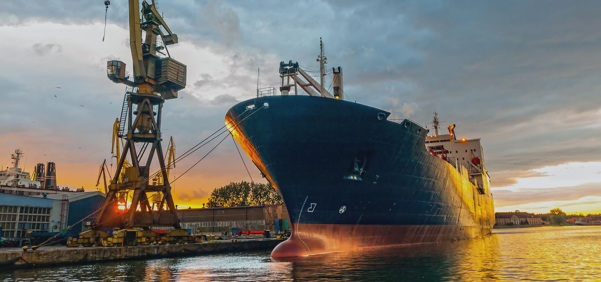 Operating under the highest standards of the shipping industry